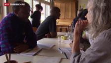 Video «Asylzentrum Riggisberg: Freiwillig aber auf Zeit» abspielen