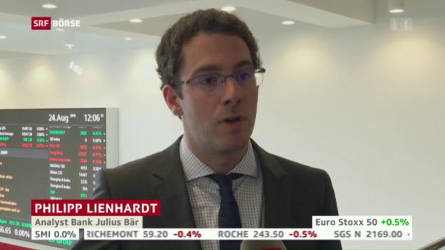 Video «SRF Börse vom 24.08.2016» abspielen