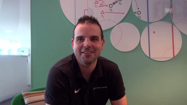 Video «11 Fragen - 11 Antworten mit Marc Wiegand» abspielen