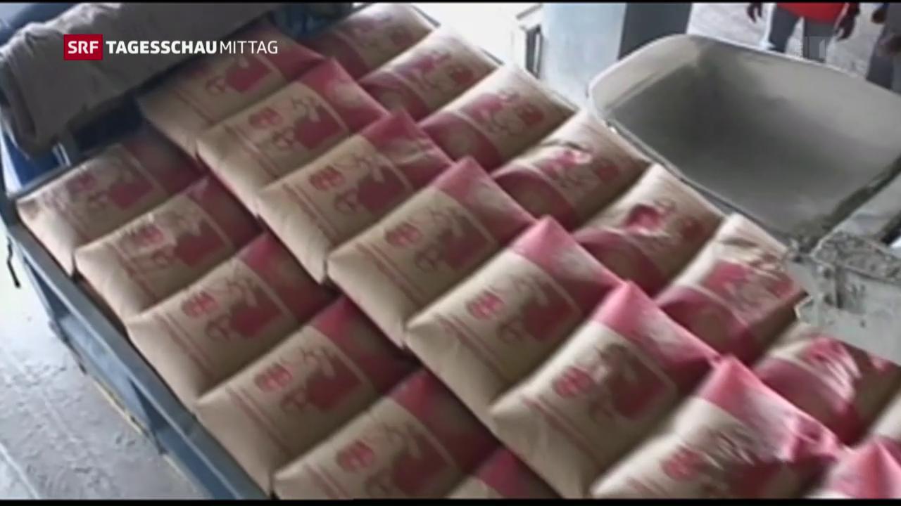 LafrageHolcim verkauft Werke in Indien