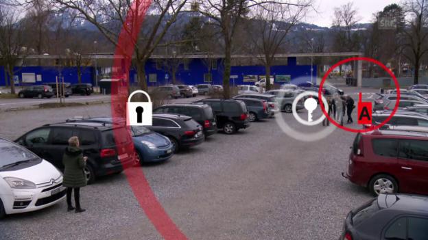 Video «So funktioniert der Autoklau» abspielen
