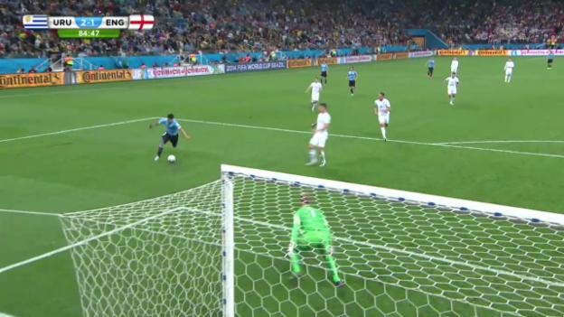 Video «Die beiden Treffer von Luis Suarez» abspielen