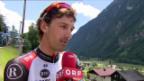 Video «Cancellara über die weitere Saison» abspielen