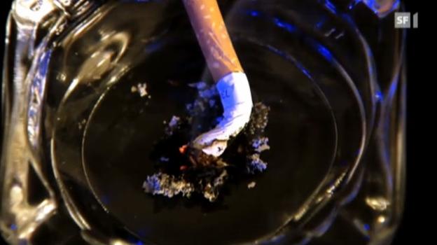 Video «Dank Rauchverbot nachweislich weniger Herzinfarkte» abspielen