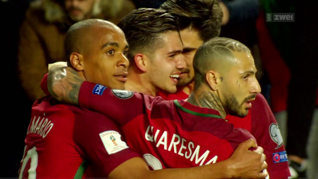 Portugal: Vom Europa- zum Weltmeister?