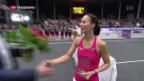 Video «Golubic verliert in Linz» abspielen
