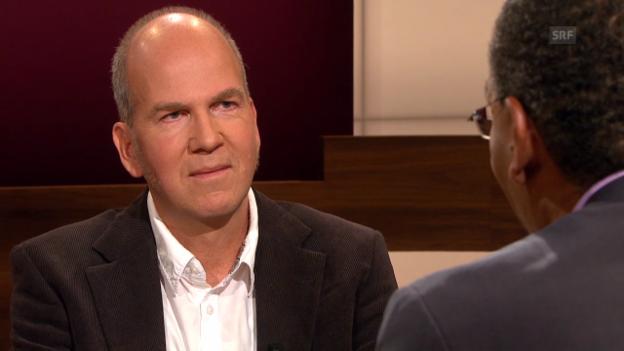 Video «Markus Stegmann im Gespräch mit Bernard Senn» abspielen
