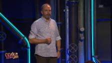 Video «Das Warm Up von Michel Gammenthaler» abspielen