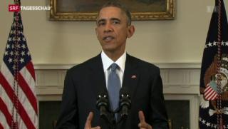 Video «USA und Kuba wollen Beziehungen normalisieren» abspielen