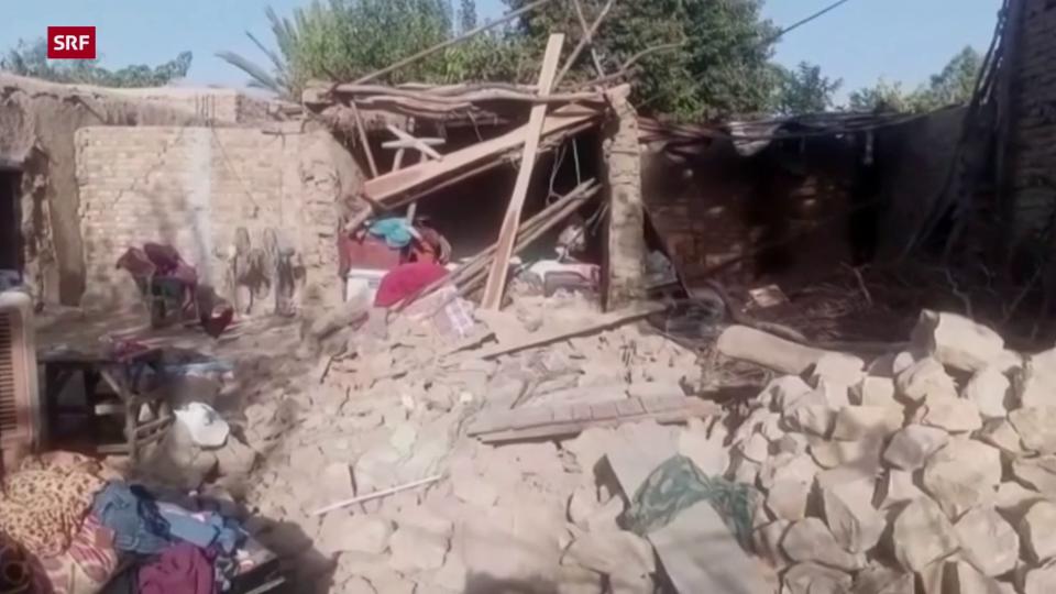 Erdbeben erschüttert Südwesten Pakistans