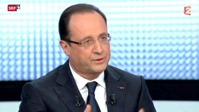 Hollande hält an Reichensteuer fest