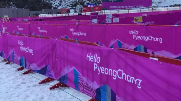 Video «Jeongseon ist bereit für die Rennen» abspielen