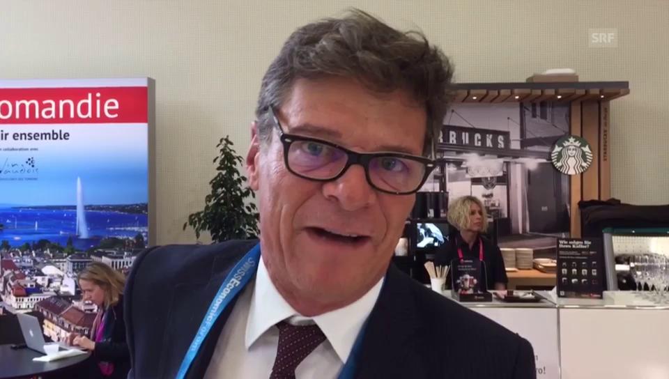 Marco Illy von der Credit Suisse und sein Investment als Student