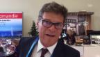 Video «Marco Illy von der Credit Suisse und sein Investment als Student» abspielen