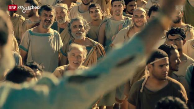 Video «Grosse Völker: Die Griechen (1/3)» abspielen