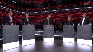 Video «Schweiz - EU: Wie weiter nach den Wahlen?» abspielen