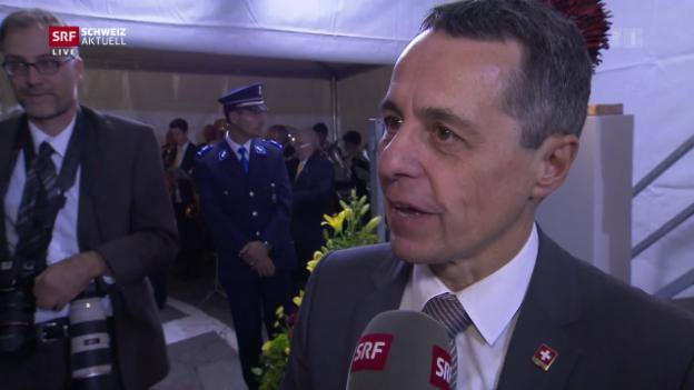 Video «Schweiz aktuell vom 18.10.2017» abspielen