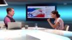 Video «Iran & Israel: Raketen, Hass und Freundschaft» abspielen
