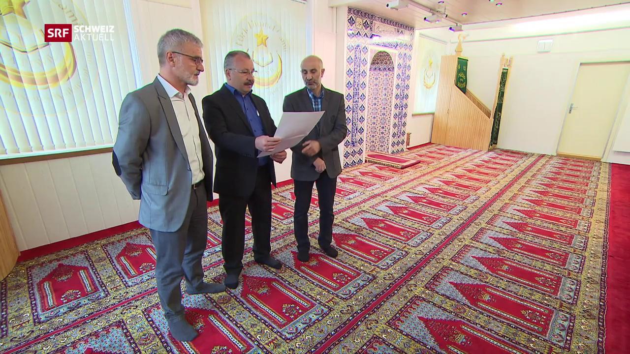 Umstrittener Imam-Auftritt in Wattwil