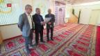 Video «Umstrittener Imam-Auftritt in Wattwil» abspielen