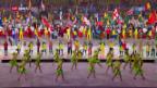 Video «Die Schlussfeier in voller Länge – Teil 1» abspielen