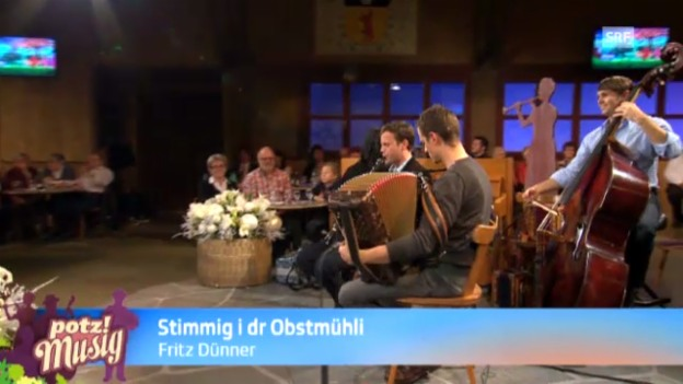 Video «Stimmig i dr Obstmühli - Fritz Dünner» abspielen