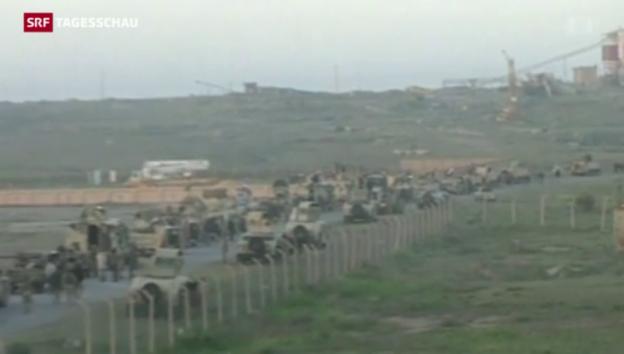 Video «Offensive in Tikrit» abspielen