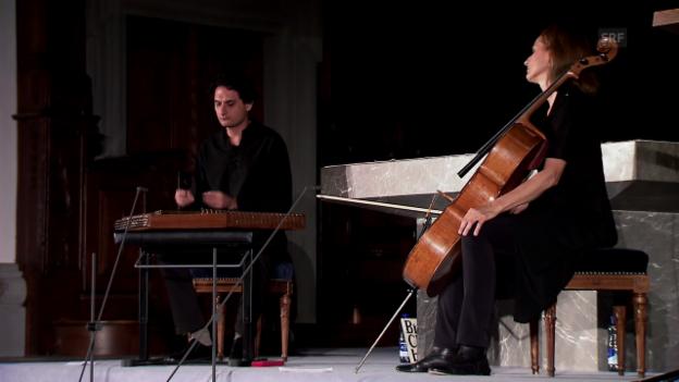 Video «Anja Lechner und Alireza Mortazavis» abspielen