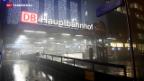 Video «Terrorwarnung in München» abspielen