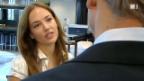 Video «Nachwuchs bei Renzo Blumenthal und Patrizia Laeri» abspielen