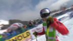 Video «Skicross: Weltcup in Arosa, Zusammenfassung» abspielen