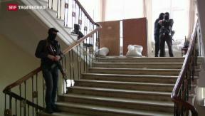 Video «Keine Entspannung in der Ukraine» abspielen