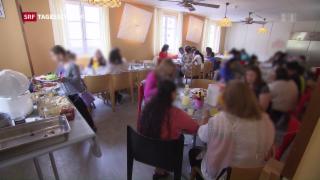 Video «Menschenhandel auch in der Schweiz» abspielen