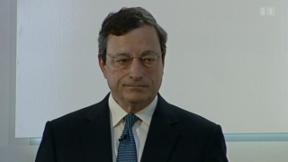 Video «Die verzweifelte Suche der EZB nach dem richtigen Werkzeug» abspielen