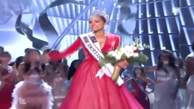 Olivia Culpo gewinnt die Wahl zur Miss Universe