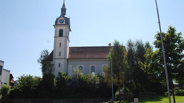 Glockengeläut der Kirche St. Martin