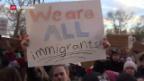 Video «Widerstand gegen Trump» abspielen