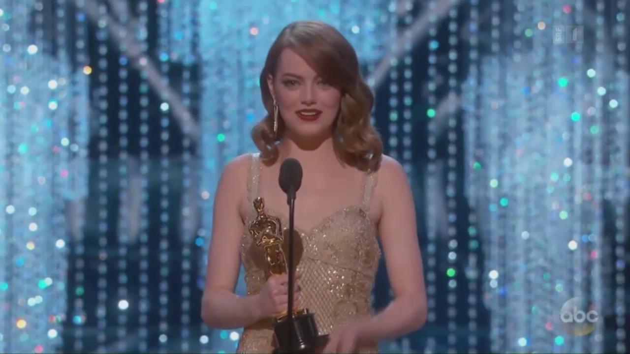 Die Oscar-Gewinner 2017