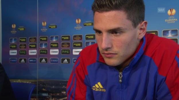 Video «Interview mit Fabian Schär» abspielen
