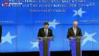Video «EU beschliesst Russland-Sanktionen und droht mit mehr» abspielen