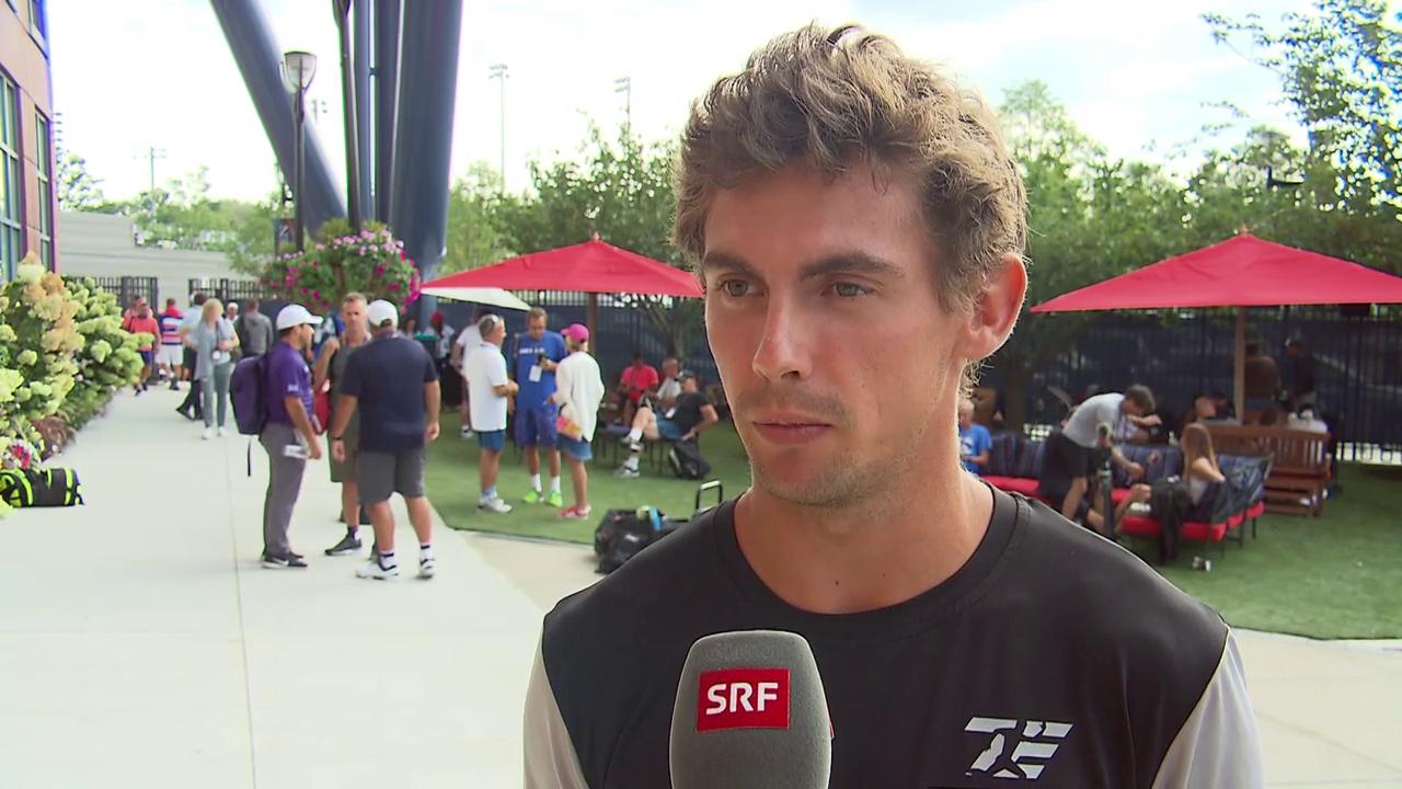 Laaksonen: «Ich muss mein bestes Tennis spielen»