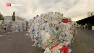 Video «Schwieriges Plastik-Recycling» abspielen