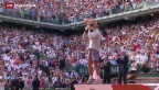 Video «Nadal schlägt Djokovic und bricht Rekord» abspielen