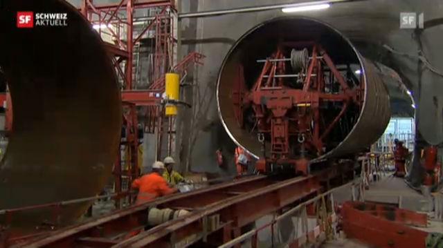 Linthal 2015 - Grossbaustelle Pumpspeicherwerk