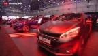 Video «Autosalon in Genf eröffnet» abspielen