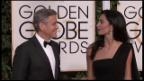 Video «George Clooney wird Vater» abspielen