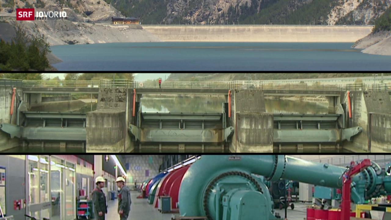 Pensionskassen wollen in Wasserkraft investieren
