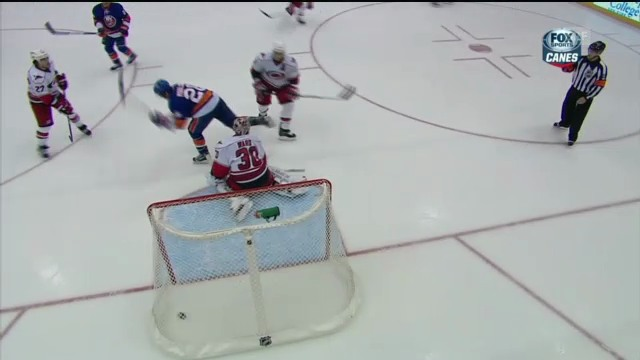 NHL: Das Islanders-Tor zum 4:5