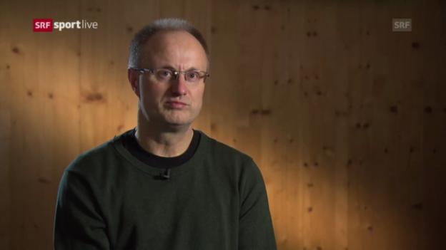 Video «Anders Eldebrink über Börje Salming» abspielen