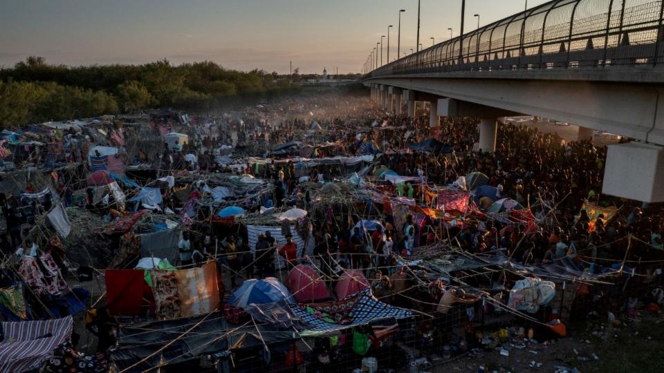USA: Grenze bei Del Rio wieder offen